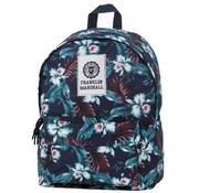 Franklin & Marshall Girls rugzak compact - aloha flower