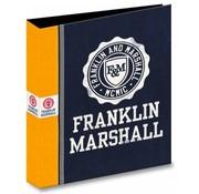 Franklin & Marshall Boy's ringband 23r - blue/orange