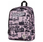 Franklin & Marshall Girls laptop rugzak middel - pink