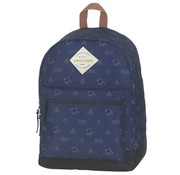 Awesome Boy's rugzak compact  - blue