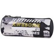 Awesome Boy's etui rond - Skate Vibes
