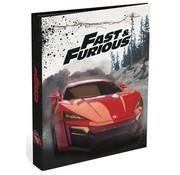 Fast & Furious Ringband 4r - rood