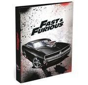Fast & Furious Ringband 4r - zwart