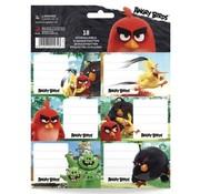 Angry Birds Etiketten