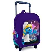 Smurfen Trolley / rugzak - smurfin
