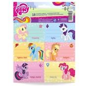 My Little Pony Etiketten