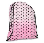 Bubble cute Zwemtas / gymtas - roze