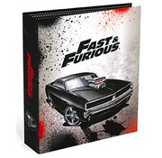 Fast & Furious Ordner 2 rings
