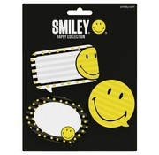 Smileyworld Memoblaadjes