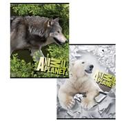 Animal Planet A5 schriften