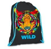 Wild Zwemtas / gymtas  - tijger