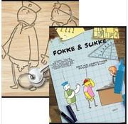 Fokke & Sukke A5 schriften
