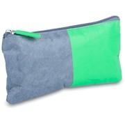 Quattro Colori Neon kraft etui - plat groen
