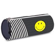Smileyworld Happy etui rond - stripe
