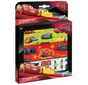 Cars Sticker set - 45 delig