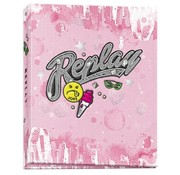Replay Ringband 2r - roze