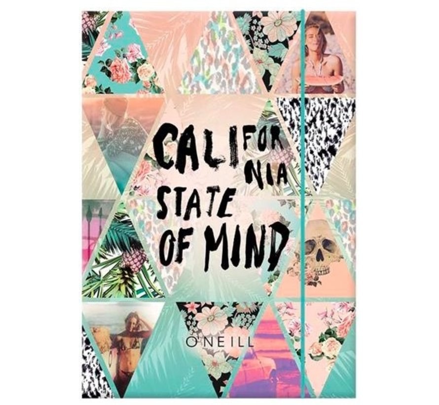 Elastomap A4 - California
