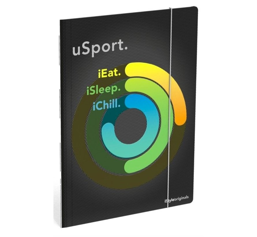 Elastomap A4 - uSport