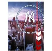 New York Yankees Elastomap A4