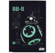 Star Wars Elastomap A4 - BB-8