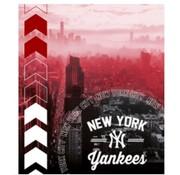 New York Yankees Ringband 2r - rood