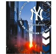 New York Yankees Ringband 23r - blauw