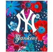 New York Yankees Ringband 23r - MLB flowers blauw