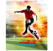 Voetbal international Ringband 23r - oranje