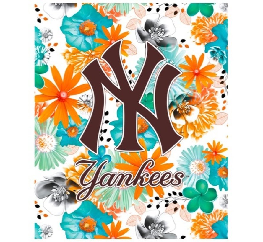 Ringband, 23 rings - MLB flowers wit