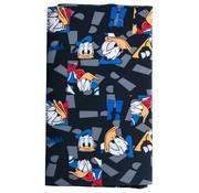 Donald Duck Rekbaar kaft A4 - zwart