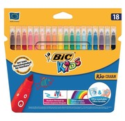 Bic Kids couleur viltstiften - 18 st