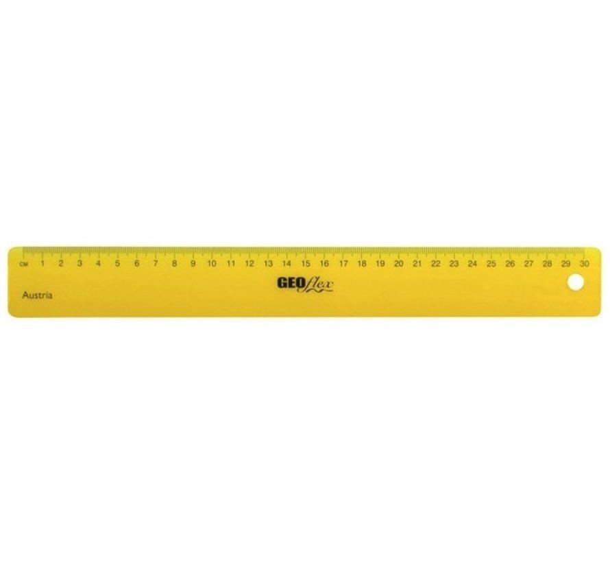 Geoflex liniaal - 30cm
