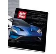 Autoweek A4 lijntjes schrift 2 stuks
