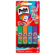 Pritt 4x Fun colors lijmstiften - 10gr