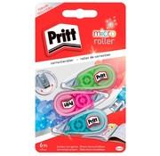 Pritt 3x Micro Rolly correctieroller