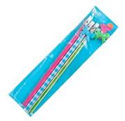 Lief! 3 Potloden met gum