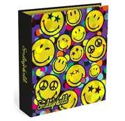 Smileyworld Ordner 2 rings - Confetti