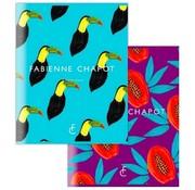Fabienne Chapot FAB A5 schriften lijn - toekan