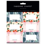 Fabienne Chapot FAB Etiketten - peach & oister