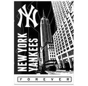 New York Yankees City A4 lijntjes schrift