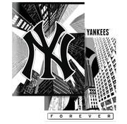 New York Yankees City A5 schriften lijn