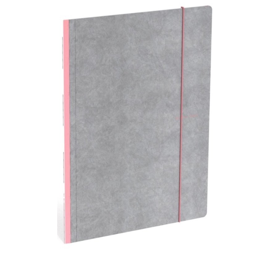 Elastomap A4 - neon roze