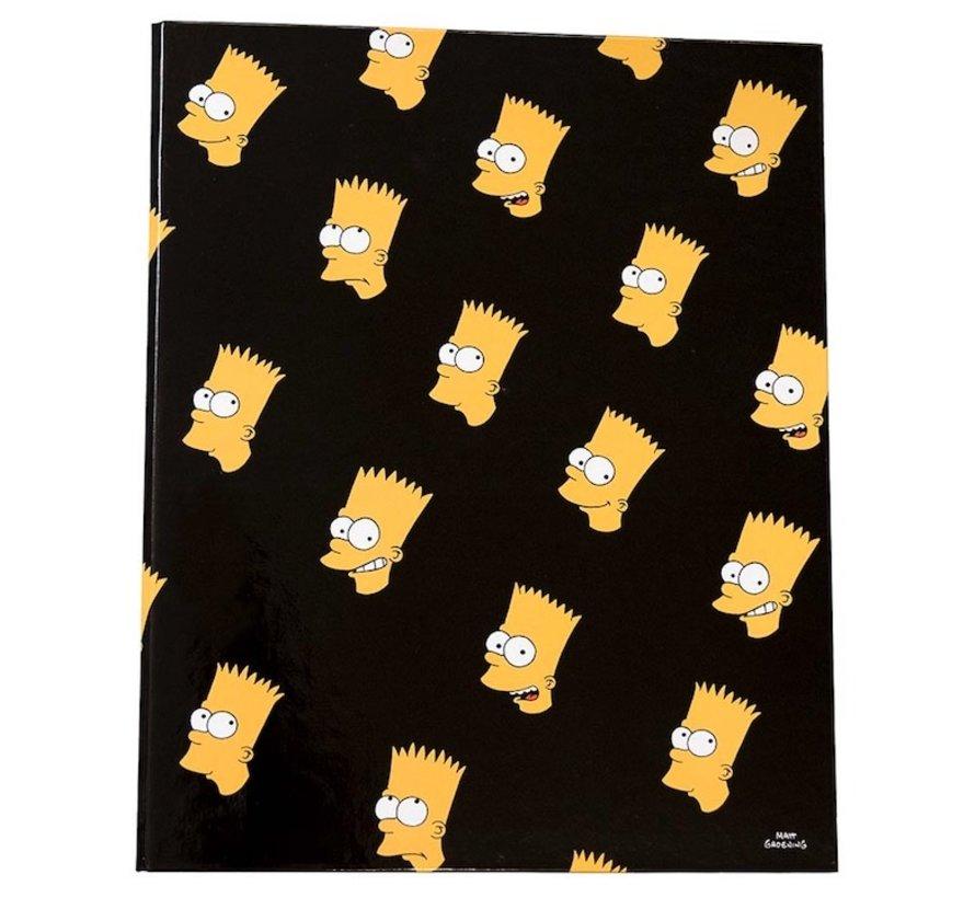 Ringband 2 ringen - Bart Simpson