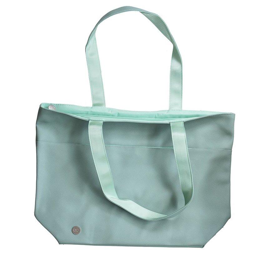 Sparkle shopper - mint