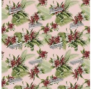 Franklin & Marshall Girls kaftpapier - flowers