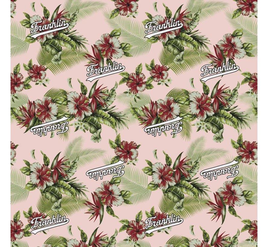 Girls kaftpapier - flowers