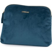 Supertrash Make-up tas - blauw