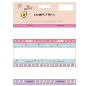 Fashionchick Etiketten - fruit