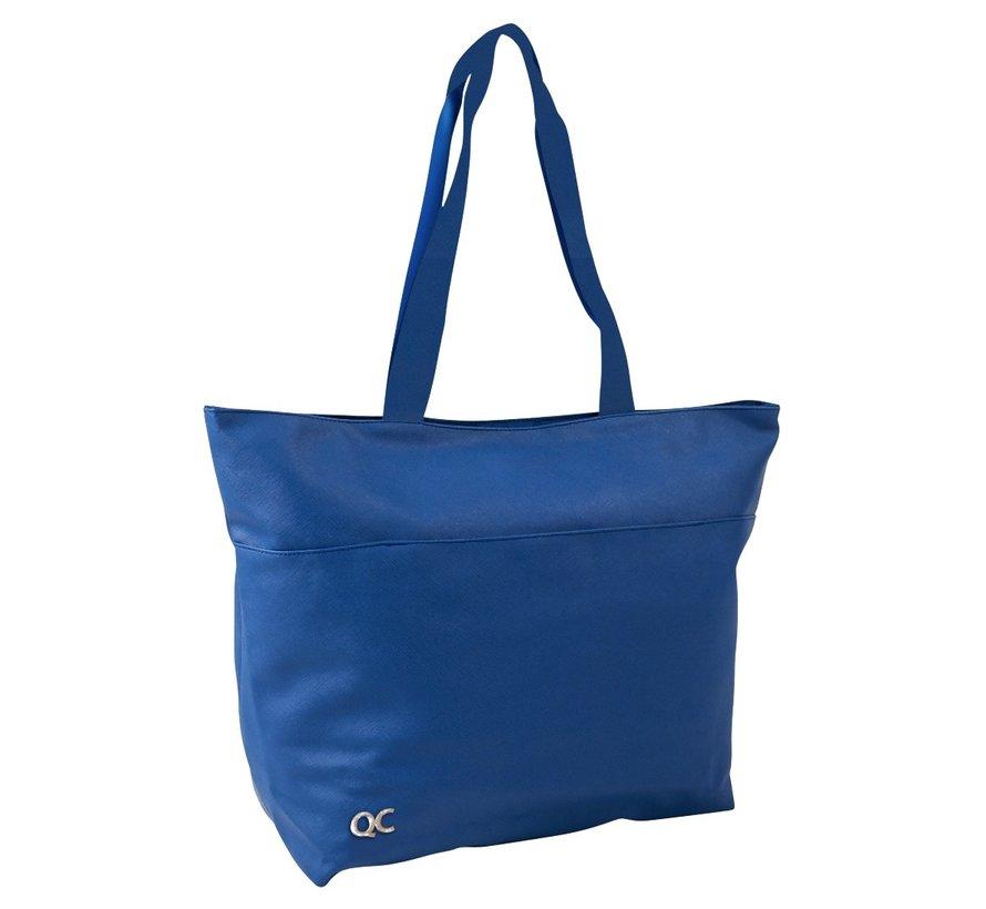 Sparkle shopper - blauw