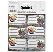 Rubik's Etiketten - Rubik cube